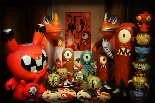 c3d vinyl artists tim biskup 63 Vinyl Artists You Should Know