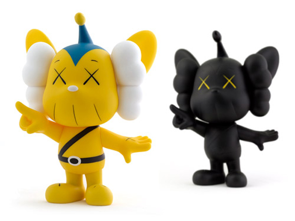 c3d vinyl artists kaws 63 Vinyl Artists You Should Know